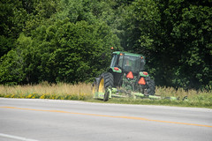 D6060_CM-44 (MoDOT Photos) Tags: green rural heavyequipment colecounty mowers centraldistrict modot safetygear bycathymorrison d6060