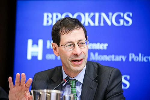 Maurice Obstfeld, Class of 1958 professor of economics at the University of California, Berkeley and chief economist at the IMF