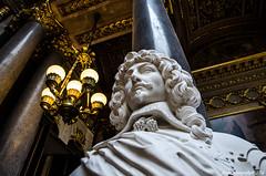 Buste - Galerie des Batailles, Chteau de Versailles (fabakira) Tags: nikon sigma versailles chteau buste patrimoine chteaudeversailles sigma1750 d7000 fabakira fabakiraphotography fabakiraphotography2016