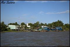 Delta (Mar Santorio) Tags: rio d50 river nikon vietnam saigon mekong hochiminh