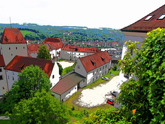 P5280500 (photos-by-sherm) Tags: museum germany spring high panoramic views fortifications defensive veste hilltop passau oberhaus