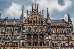 Munich 3 (AaronP65 - A sincere thnx for over 3 million views) Tags: germany munich münchen bayern deutschland bavaria neuesrathaus newcityhall