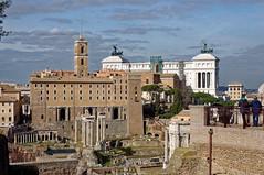 Roma in February (Leguman vs the Blender) Tags: rome roma italia italie flickrtravelaward