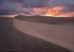 De Hoop Dune Sunrise (Panorama Paul) Tags: clouds sunrise southafrica dunes westernprovince dehoopnaturereserve dramaticlight nikkorlenses nikfilters nikond800 wwwpaulbruinscoza paulbruinsphotography