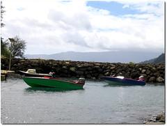 Tahuata_7557 (Slackadventure) Tags: sun water boats islands sailing pacificocean cruisers circumnavigation marquesas slackadventure