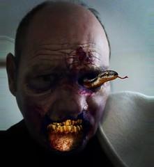 I, zombie. (baziliorvieira) Tags: zombie terror scarry zumbi monstro zombiefy