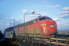 GM&O F7 811B (Chuck Zeiler) Tags: railroad locomotive gmo chz f7 emd 811b