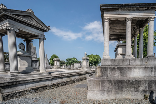 MOUNT JEROME CEMETERY AND CREMATORIUM IN HAROLD'S CROSS [SONY A7RM2 WITH VOIGTLANDER 15mm LENS]-117031