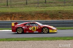 Ferrari F40  - 20160605 (0424) (laurent lhermet) Tags: sport ferrari collection et supercar ferrarif40 levigeant valdevienne sportetcollection circuitduvaldevienne sel55210 sonya6000 sonyilce6000