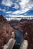 Mike O'Callaghan-Pat Tillman Memorial Bridge (Lorencz Photography) Tags: travel arizona usa southwest river colorado lasvegas nevada towers hooverdam lakemead penstock