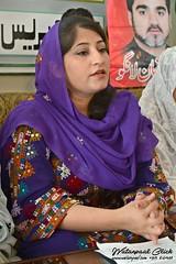 Mrs Shazia Langau Press Conference (watanpaal Photography) Tags: pakistan np nab quetta nationalparty balochistan nationalaccountabilitybureau megacorruptionscandalbalochistan womenpolitician