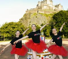 Edinburgh Ballet dance for Her Majesty The Queen (West Lothian Pictures) Tags: edinburgh ballet dance for her majesty the queen