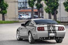 Ford Mustang GT (Alexandre Prvot) Tags: auto france cars car sport automobile european parking transport automotive voiture route exotic nancy lorraine 54 supercar luxe berline exotics supercars ges 54000 dplacement meurtheetmoselle worldcars grandestsupercars