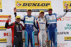 Podium6 (D.J.Nelson Photography) Tags: racing motorsport btcc touringcar 2016 croftcircuit sonyalpha
