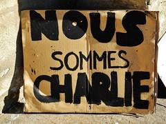 """16 - """"Nous sommes Charlie"""" (12/01/15) (AMToulouse) Tags: toulouse placeducapitole archivesmunicipales jesuischarlie 13novembre2015 tmoignagesattentats"""