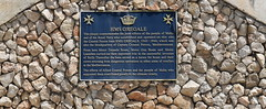 HMS Gregale plaque, Ta' Xbiex (RobJH82) Tags: sea summer sun hot island europe mediterranean malta heat taxbiex