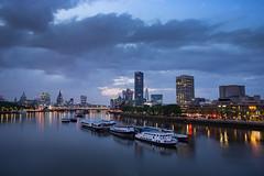 London at 4.30am (Alex Harbige) Tags: london thames