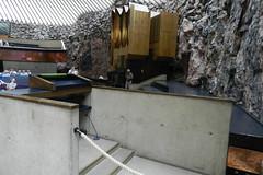Interior Iglesia Luterana de Temppeliaukio Helsinki Finlandia 09 (Rafael Gomez - http://micamara.es) Tags: de la helsinki interior iglesia roca finlandia luterana temppeliaukio tempeliaukkin