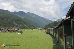 Towards Bezau in the narrow-gauge train (HendrikMorkel) Tags: family austria sterreich vorarlberg sonyrx100iv