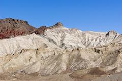 Badlands (fate atc) Tags: california usa hot desert dry deathvalley badlands hazy zabriskiepoint badwater furnacecreek inyocounty deserthaze