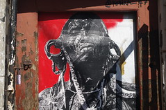 Street Art, Maboneng, Johannesburg, South Africa (ARNAUD_Z_VOYAGE) Tags: africa street city people nature landscape town state wildlife south small capital central free southern land region department johannesburg province gauteng