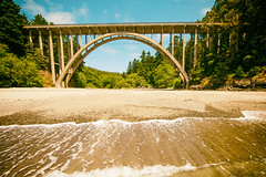 Russian Gulch Bridge (Thomas Hawk) Tags: california bridge usa america unitedstates fav50 unitedstatesofamerica mendocinocounty fav10 fav25 russiangulchbridge frederickwpanhorstbridge