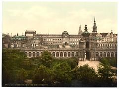 00949u (DenjaChe) Tags: dresden sachsen 1900 postcards 1900s postkarten ansichtskarten