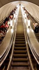 (AlberBarrera) Tags: metro sanpetersburgo russia streetshot streetscene people working