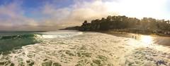 Summer in Malibu  (megmcabee) Tags: ocean california blue summer beach surf waves pacific malibu