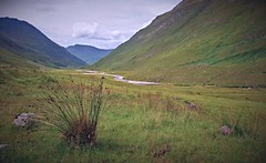 Highland valley 2 (yorkiemimi (back home for a little while)) Tags: mountain nature berg landscape scotland highlands scenery natur valley gb landschaft tal schottland morvich