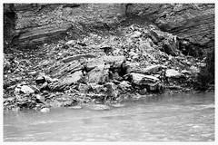 Landslide (Strocchi) Tags: bw italy canon river italia fiume rimini tamron 2016 marecchia 1750mm eos7d