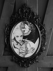 Mirror Mirror on the Wall who ? (grahamfkerr) Tags: girls punk camden punks prettygirls goths cyberdog grahamkerr camdenlife grahamfkerr candemhairfotos grahamkerrphotographer