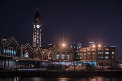 LACKAWANN(A) (Nick Gagliardi) Tags: train trains railroad hoboken terminal nj transit njt new jersey erie lackawanna clock tower el