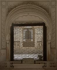 Finely carved jalis (VinayakH) Tags: india graves hyderabad tombs carvings necropolis nizam nobility paigah paigahtombs telangana maqhbarashamsalumara