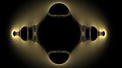 black glass (eXalk) Tags: abstract black art glass digital dark design julia flame fantasy fractal apophysis jwildfire