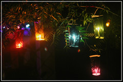 Wesak Lanterns (Sahan Premasiri) Tags: colors lantern wesak