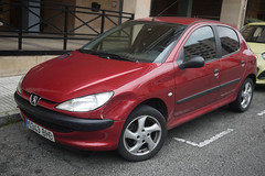 Red cars (Jusotil_1943) Tags: 04072016 coches cars redcars