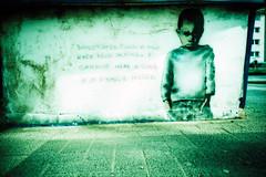 by L.E.T. (somekeepsakes) Tags: streetart film analog germany deutschland lomo lca xpro crossprocessed europa europe urbanart analogue let 2012 ebx kodakelitechromeextracolor100