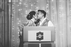 IMG_9948 (walkthelightphotography) Tags: korean wedding traditional singapore beautifulshangrila ritualpeople couple together marriage unite love shangrilahotel