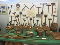 IMG_2357 historic logging tools (jgagnon63@yahoo.com) Tags: logging tools historical uppermichigan escanaba antiquetools logginghistory deltacountyhistoricalmuseum deltacountymi deltacountyhistoricalsociety historicdeltacounty