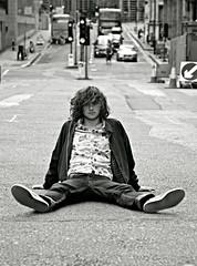 The Boy Who Fell to Earth (Becky Frances) Tags: boy portrait urban blackandwhite man london fashion youth smithfield smithfieldmarket 2013 pollyblue beckyfrancesaugustportfolio