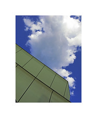 Modern Art Gallery and Cloud (Sergio Marletti) Tags: torino nuvola cielo galleria gam
