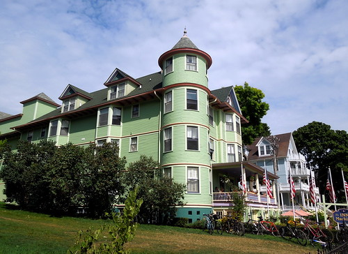 MI Mackinac Island The Inn on Mackinac DS 2012