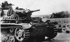Nord Africa - Pz.Kfw. III Ausf. G with 50mm KwK 38