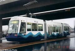 2001 Skoda 10T #1001 (busdude) Tags: light authority group central tram rail transit sound works tacoma lightrail regional puget skoda soundtransit škoda 10t linklightrail tacomalink 10t1 inkeon centralpugetsoundregionaltransitauthority 10t2