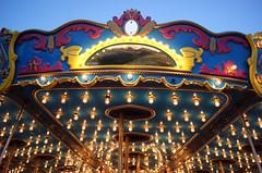 Carousel Lights 5 (Jamie Hedworth) Tags: carnival carousel cne amusementpark theex fairgroundride midwayride jamiehedworthphotography