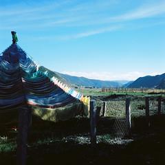 image (Dushizai) Tags: 120 film rolleiflex landscape 风景 ektar 四川 35f 胶片
