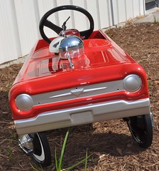"Vintage Pedal Car & Wagon Restoration • <a style=""font-size:0.8em;"" href=""http://www.flickr.com/photos/85572005@N00/9628905037/"" target=""_blank"">View on Flickr</a>"