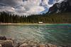 Lake Louise - Canada (Jackpicks) Tags: lake canada clouds spring alberta lakelouise banffnationalpark mygearandme mygearandmepremium