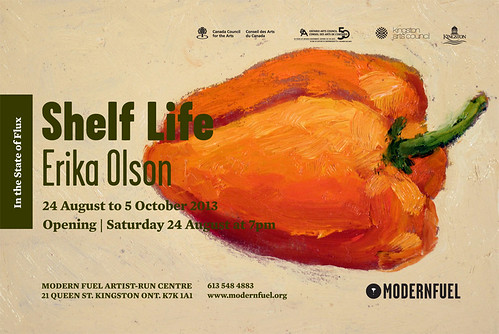 Final Shelf Life - Erika Olson